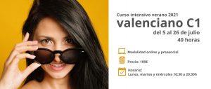 Curso intensivo valenciano